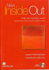 Macmillan NEW INSIDE OUT Upper Intermediate Workbook with Key & Audio CD @NEW@