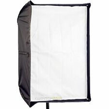 50cm x 70cm Easy Install Umbrella Flash Soft box Reflector Diffuser Photo Video