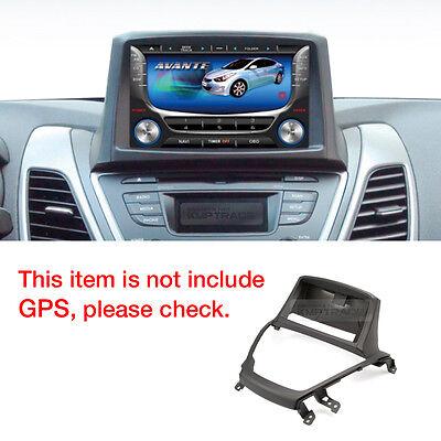 GPS Dash Integral Audio Fascia 7inch for HYUNDAI 2013 - 2015 Elantra MD / Avante