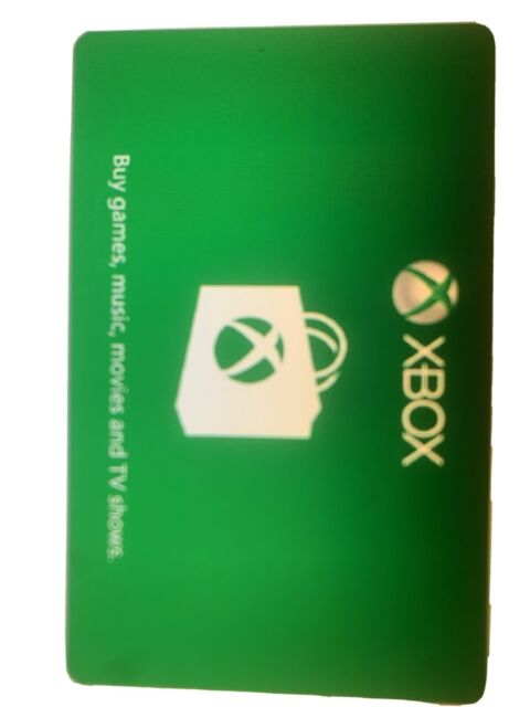 Microsoft Xbox Live 12-Month Gold Subscription Card - 52M-00158 for sale online | eBay