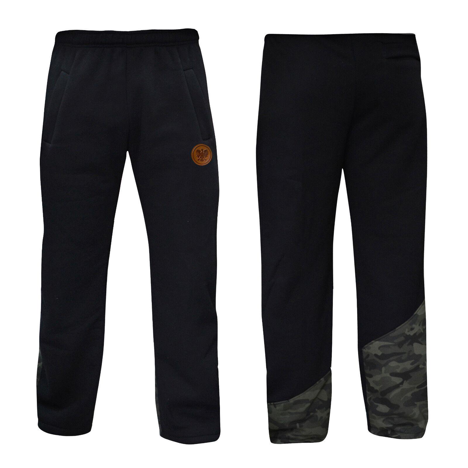 Spodnie dresowe dresy Sweatpants Trousers Polska Orzeł Poland Eagle Camo Mgold
