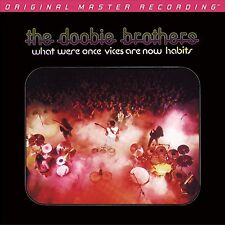 THE DOOBIE BROTHERS - What Were Once Vices Are Now Habits - Hybrid SACD