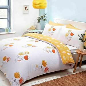 Image Is Loading Summer Fl Bedding Duvet Quilt Cover Set Single