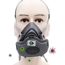 3200 Half Face Gas Mask Painting Spraying Working Protect Facepiece Respirator