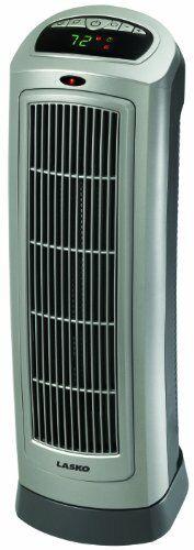 Lasko 755320 Oscillating Ceramic Heater