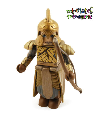Lord of the Rings LOTR Minimates AFX Exclusive Elven Archer