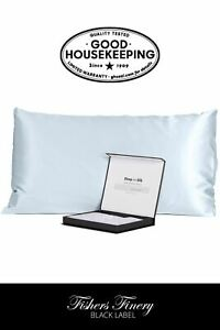 Fishers Finery 100 Pure Mulberry Silk Pillowcase With