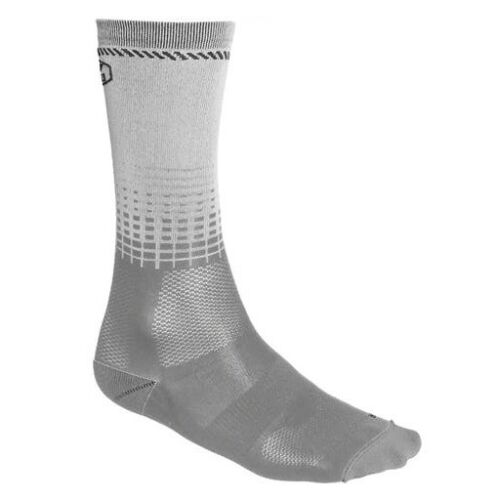 L M Black//Lotus Sizes S Sugoi RS Crew Socks for Cycling Grey