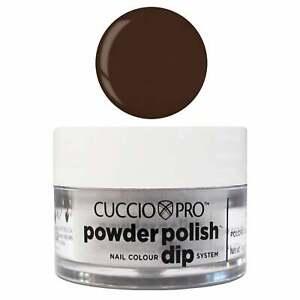 Cuccio-Pro-Powder-Polish-Nail-Acrylic-Dipping-Powder-Rich-Brown-14g-Or-45g
