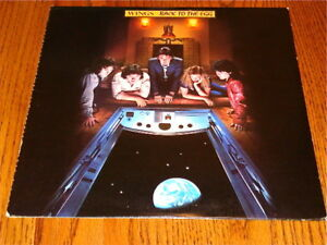Details about PAUL McCARTNEY WINGS BACK TO THE EGG ORIGINAL LP