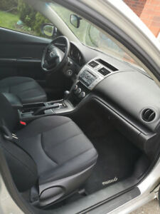 2013 Mazda Mazda6, very good condition, low mileage
