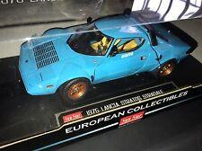 1975 Lancia Stratos Stradale Light Blue Sun Star 1/18 4523