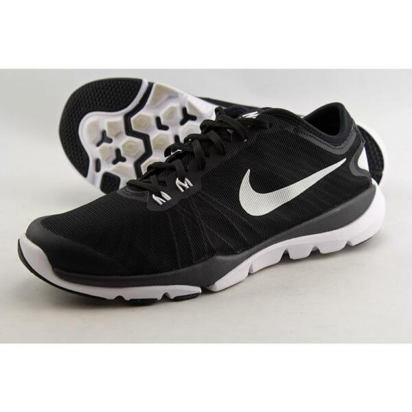 40316b889d3 Nike Flex Supreme TR 4 Women US 8 Black Cross Training Pre Owned 1145 for  sale online