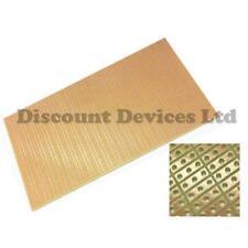 Copper Prototype PCB Stripboard/ Printed Circuit Board/Strip/Vero Board 60553