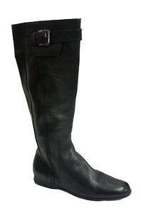Enzo Angiolini Women s Zayra Boot Black US L6 R6.5 Mismatch Size NOB ... 2edb224eee2f