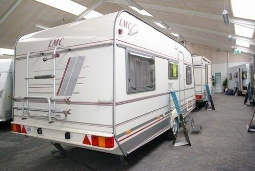LMC LUXUS 495 K, 1998, kg egenvægt 1050