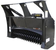 Extra Heavy Duty Tree Puller Skid Steer Loader Attachment Bobcat Gehl JD Kubota