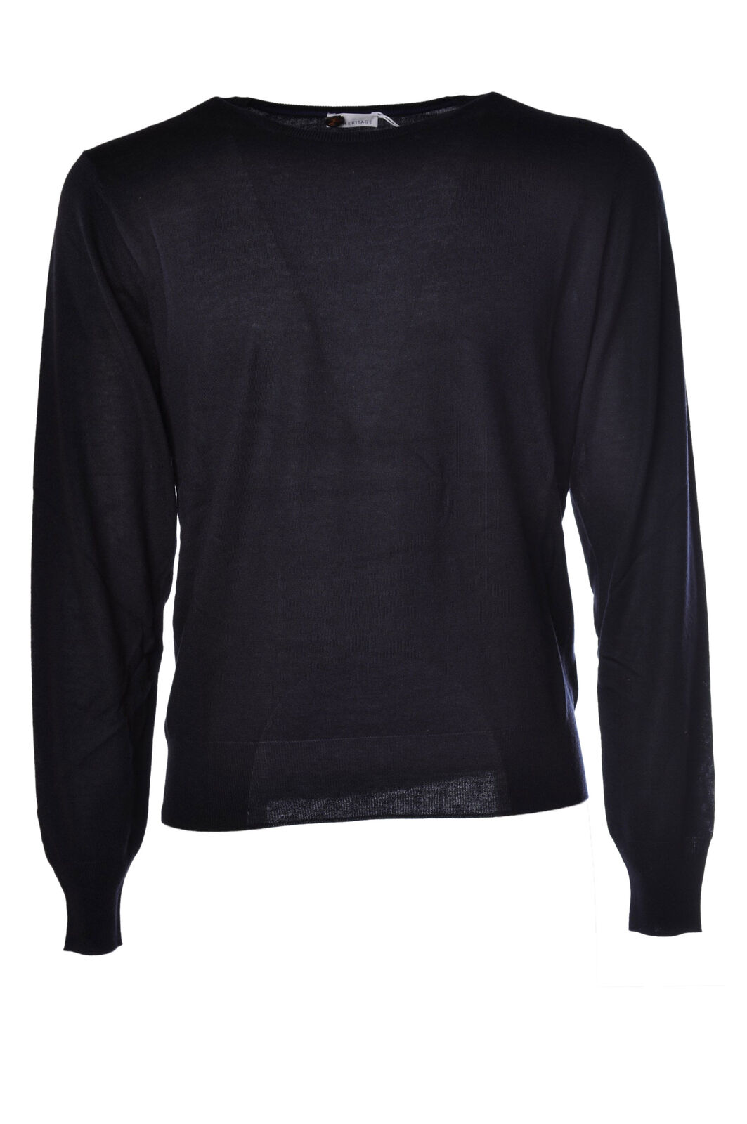 Heritage - Knitwear-Sweaters - Man - Blau - 939818C183741