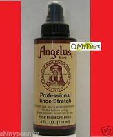 4 Oz Angelus Liquid Pump Shoe Stretcher Professional Shoe Stretch 1 Bottle
