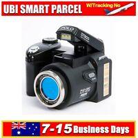 Polo D7200 33mp Hd 1080p Digital Camera Camcorder Dslr Body Camera +3 Lens