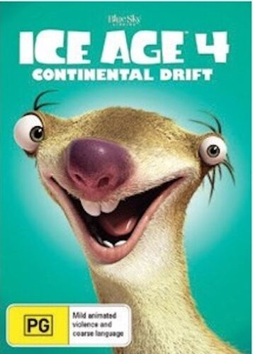 1 of 1 - ICE AGE 4 Continental Drift : NEW DVD