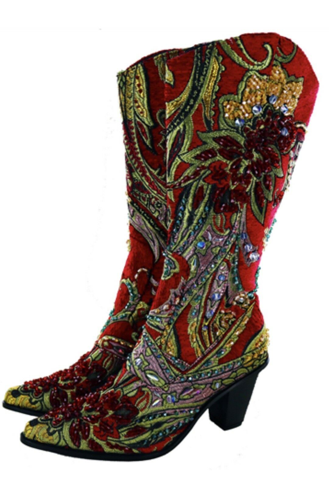 Helens Heart Boots.  Beautiful Brand New Design Sizes 7,8,9,10