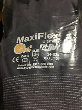 Pip Maxiflex Ultimate Nitrile Micro Foam Coated Gloves Xxxl 12 Pairs New