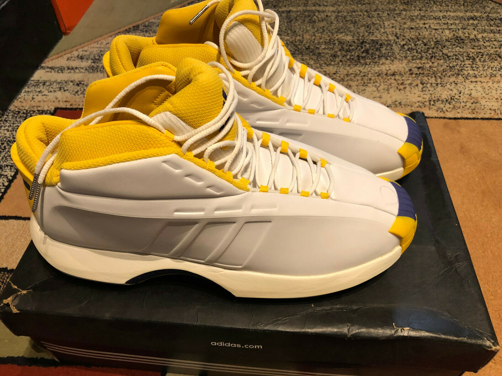 Adidas Crazy 1 467309 Lakers CW
