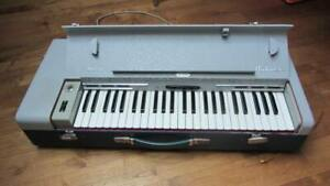 Charmant Orgue Harmonium Ancien Hohner Organa 12 - Valise 50% De RéDuction