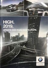 BMW Update-DVD 2019 BMW Road Map Europe HIGH BMW X3 E83 X5 E53 Z4    65902465026