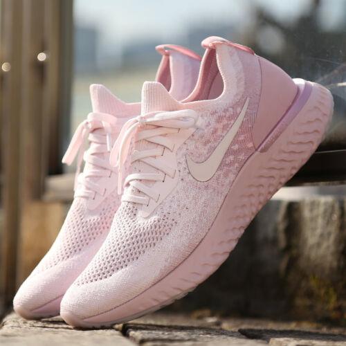 taglia Nike Flyknit aq0067 Rosa 41 Perla 600 7 React Epic Eur ZqqtP