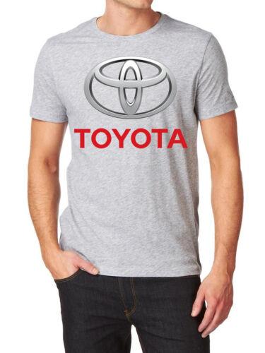 Toyota CARS Sedans SUVs LOGO NEW T-SHIRT FRUIT OF THE LOOM print by EPSON