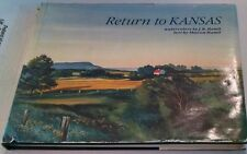 Return to Kansas:  Watercolors by J. R. Hamil  Cont