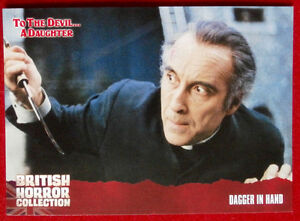 BRITISH-HORROR-COLLECTION-To-The-Devil-A-Daughter-DAGGER-IN-HAND-Card-49
