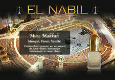 Musc Makkah - El Nabil Musc Luxury Atar Oil Perfume Roller Free From Alcohol