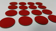 3M PT1000 Automotive Double sided Acrylic Foam Tape Discs 20mm x 12 adhesive
