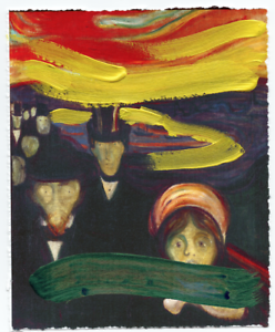 EDVARD-MUNCH-ANXIETY-SCREAM-HAND-FINISHED-IN-PAINT-LIMITED-EDITION-PRINT-18x24