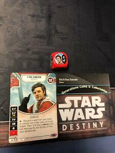 Star Wars Destiny Captain Phasma  #1 Legendary  Awakenings