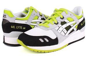 ASICS Gel Lyte III White Volt