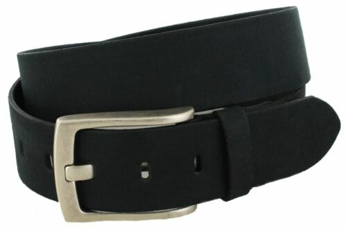 Vanzetti V4502 Black Damengürtel Herrengürtel Ledergürtel Fashion Gürtel Schwarz
