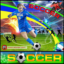 S5 Soccer Sports Digital Backgrounds Templates Memory Mates Photography