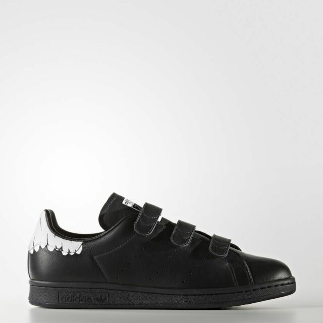 new product edd6e 1abc4 Adidas Originals Women's Stan Smith CF Sneakers Size 7 us BY2974