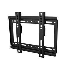 "PLASMA LCD LED 3D TV Wall Mount Staffa SLIM / inclinazione / GIREVOLE 14 "" - 32"""