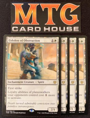 Theros Beyond Death MTG Magic Eidolon of Obstruction Pack Fresh M//NM