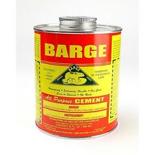 BARGE All-Purpose CEMENT Rubber Leather Shoe Glue 1 Q