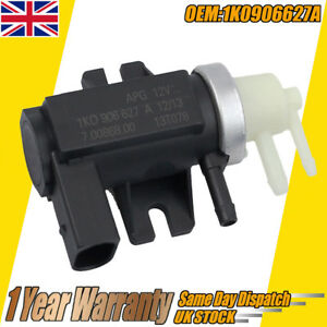 Details about Turbo Boost Control Solenoid Valve kit for N75 Valve Audi VW  Touran 1 9,2 0