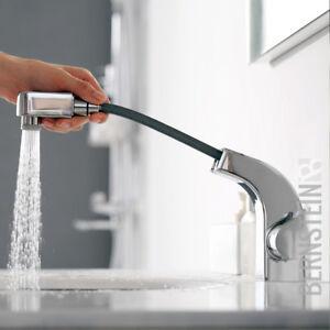 Hochwertige Waschtischarmatur Nt7060 Mit Herausziehbarer Brause Ebay
