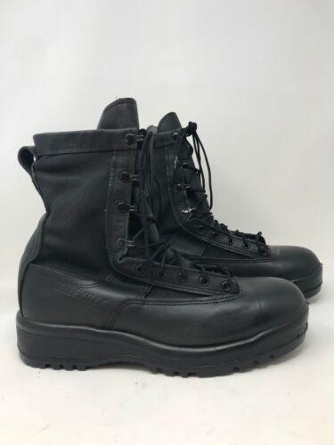 Hommes Belleville 700 V Temps Froid Imperméable Duty Boot-Noir U10 NOUVEAU