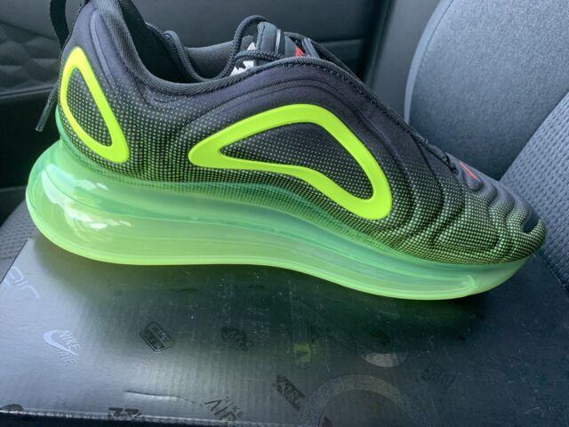 Nike Air Max 720 Running Shoes Black