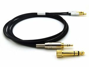 NEW-Replacement-Audio-upgrade-Cable-For-Sennheiser-HD700-HD-700-Headphone